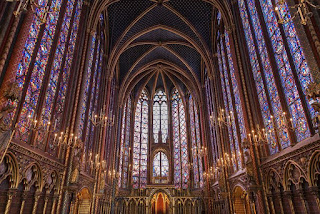 Santa capilla Sainte chapelle