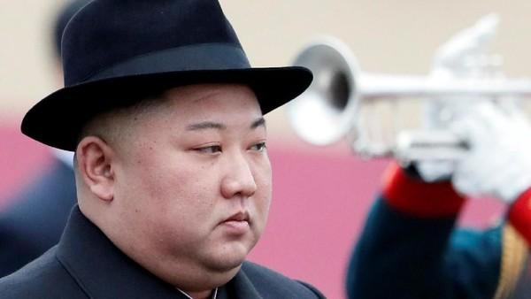 Di Tengah Berbagai Rumor, Media Korut Tiba-tiba Rilis Surat Kim Jong Un