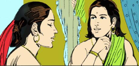Mayavati and Pradyuman