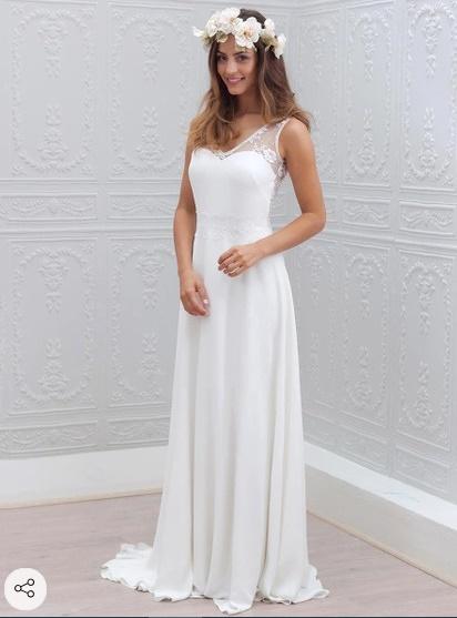 Como Escolher Vestido de Noiva Estilo Praiano