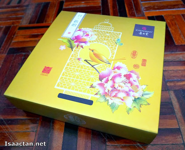 Casahana 2014 Mooncake Packaging