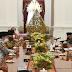Jokowi Bahas COVID-19 dengan Tokoh Lintas Agama