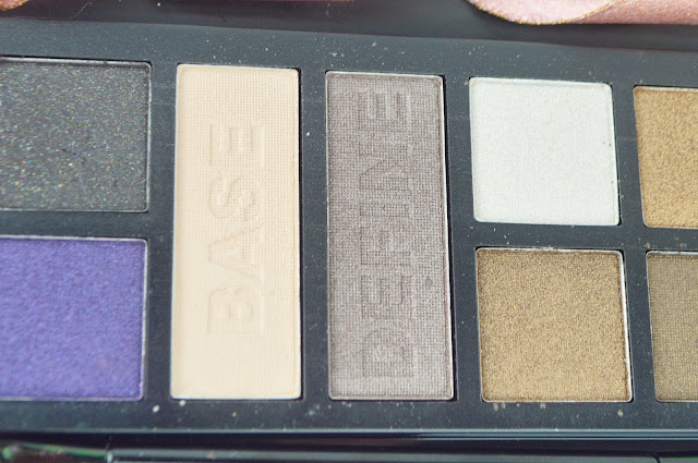 Technic Cosmetics Colour Icon Eyeshadow Palette Review & Swatches Lovelaughslipstick Blog