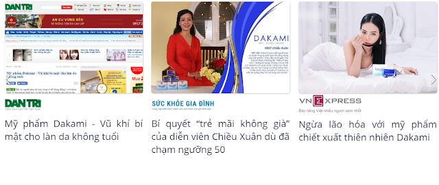 kem dakami review tu bao chi