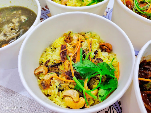 Lemongrass Corn Rice