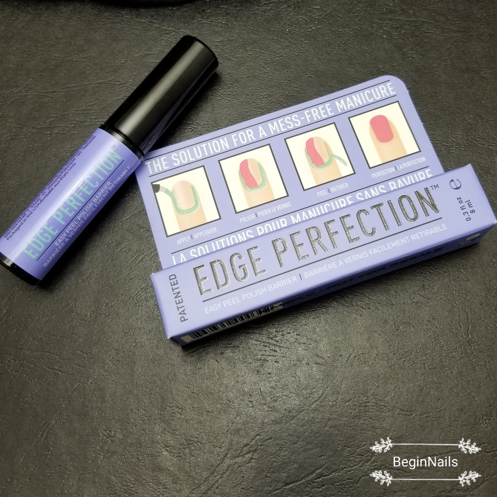 Let\'s Begin Nails: Edge Perfection Review