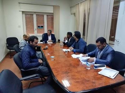 اللجنة البارالمبية الليبية لا زالت تعاني من الأزمة المالية وإذا تحسنت الظروف فإنها بالتأكيد ستقوم بدعم كآفة الألعاب الرياضية