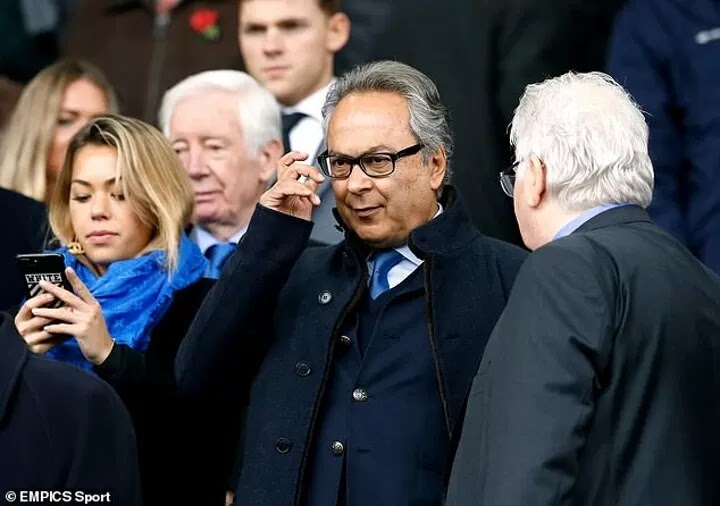 Moshiri DEFENDS decision to appoint Benitez as Everton's new manager