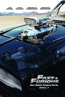 Fast & Furious 4 (2009) Bluray