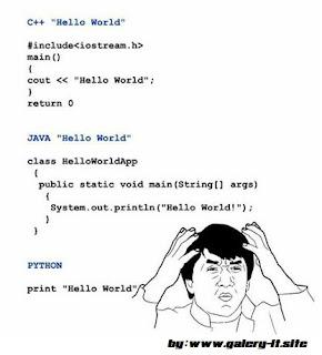 Python | Bahasa Pemrograman Yang Sangat Efektif Untuk Pemula