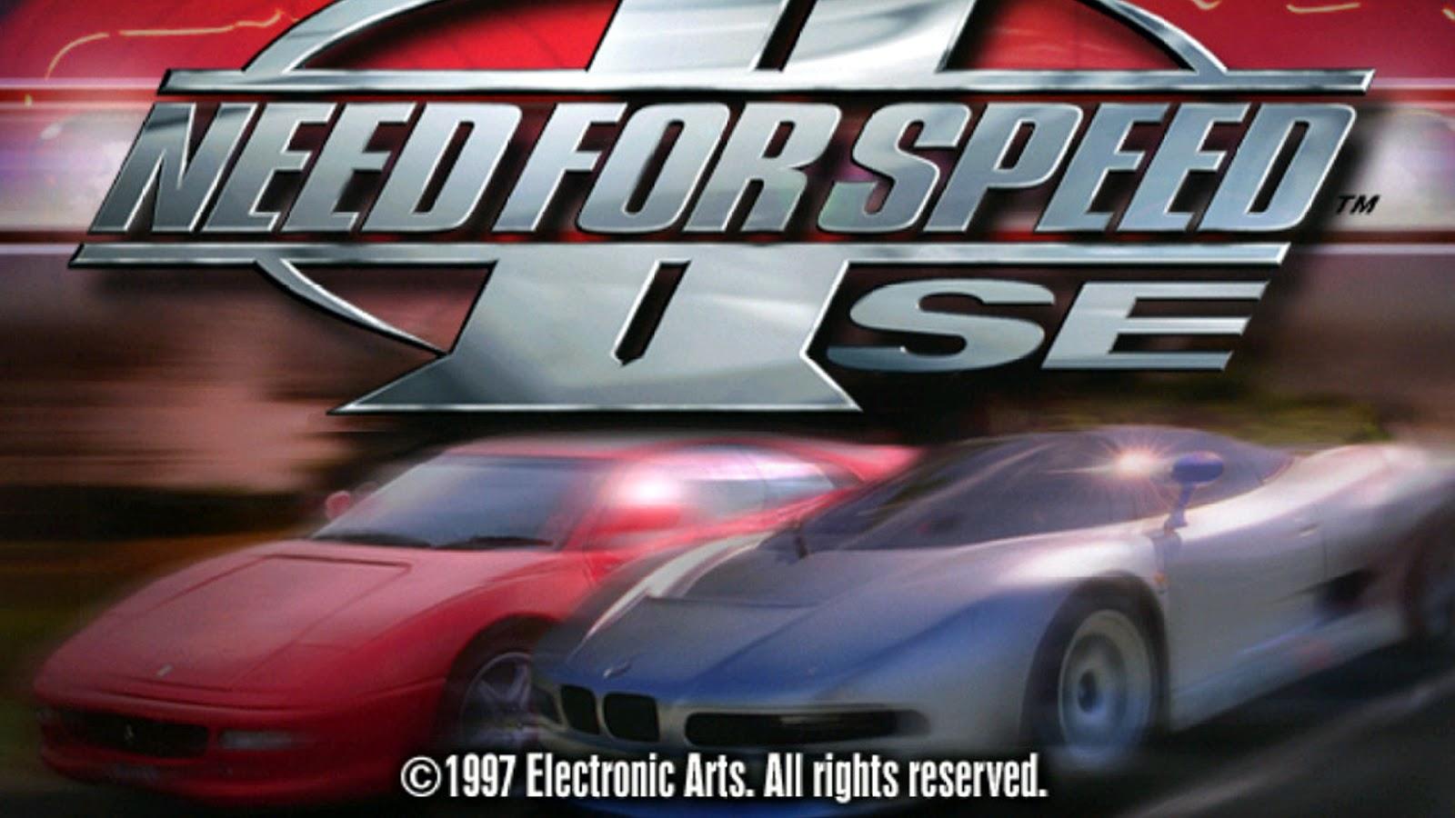 تحميل لعبة نيد فور سبيد الجزء الثانى ( نسخة فاخرة ) - Need for Speed II: Special Edition