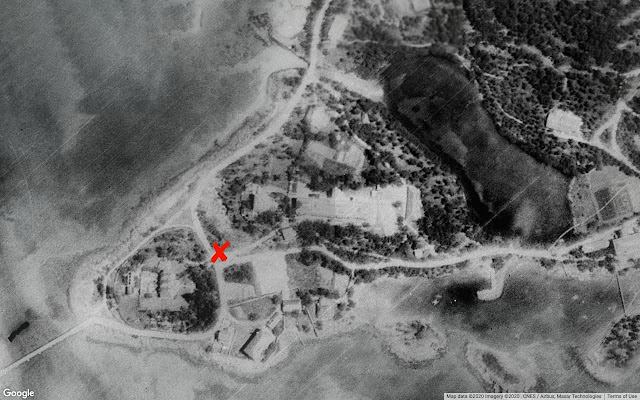 Bermuda's Hospital Island in 1940