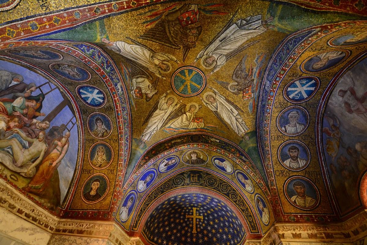 Chapelle archiépiscopale Ravenne