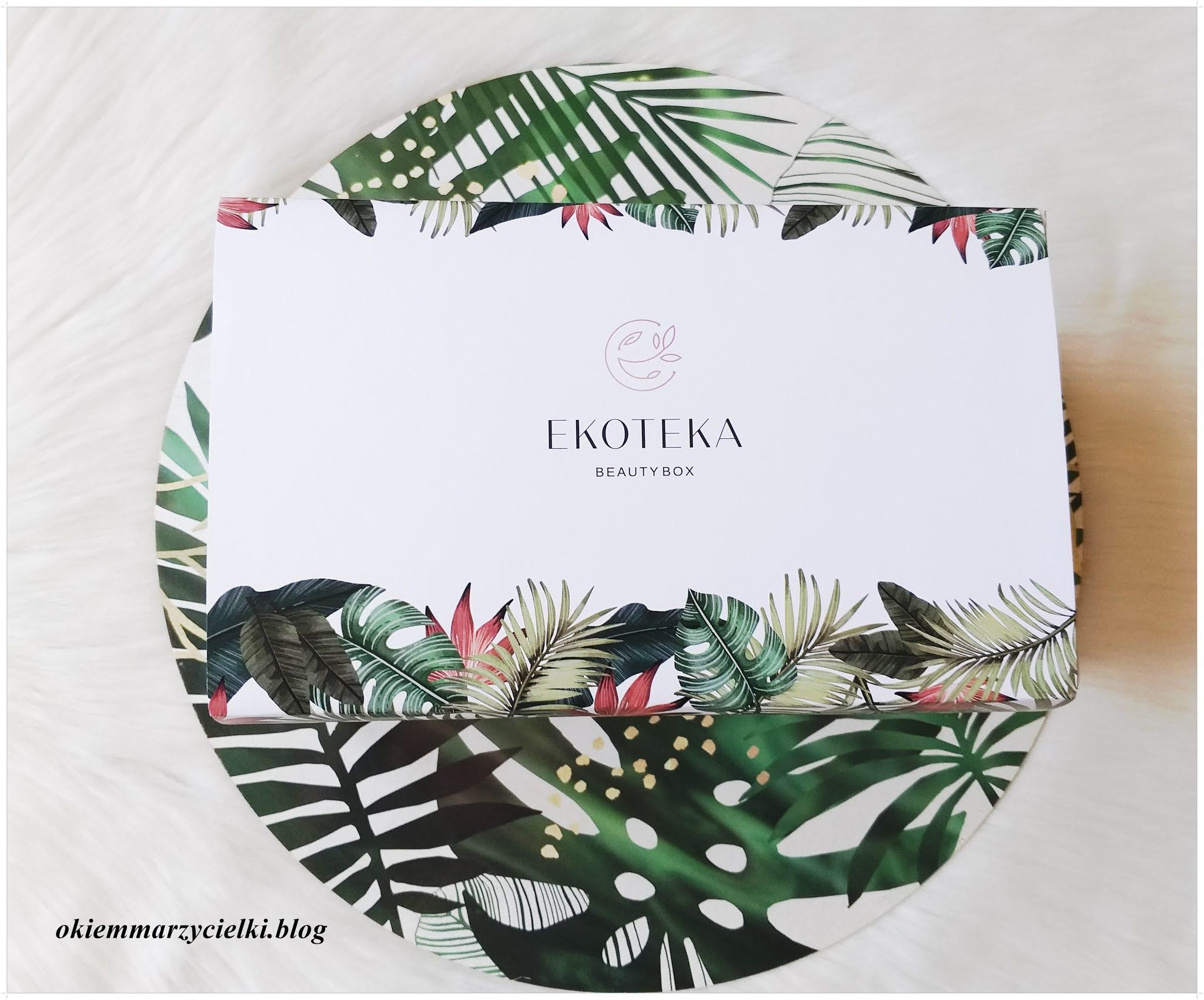 Openbox: Ekoteka Beauty Box Edycja Lato 2020| #pieknanalato