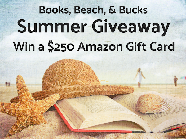 Summer Giveaway: Win a $250 Amazon Gift Card