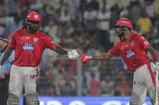 KKR vs KXIP 18th Match IPL 2018 Highlights