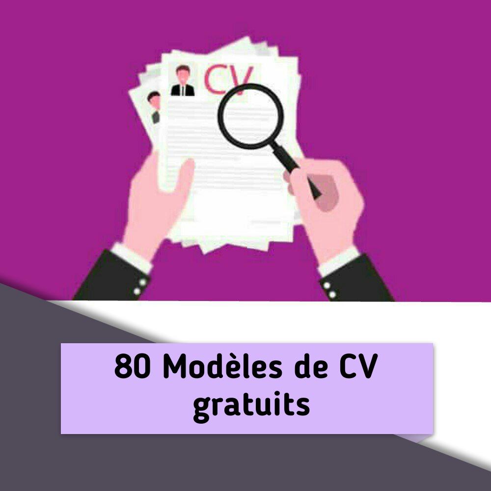 Modèles-de-CV-gratuits