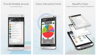 Aplikasi Pengelola Keuangan Pribadi di Android 1