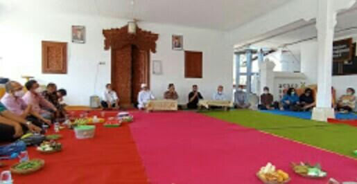 Sila Emas (Siraturahmi Lintas Agama dan Elemen Masyarakat Berdoa bersama Menjelang Pilkada Jember Ciptakan  Aman Damai.