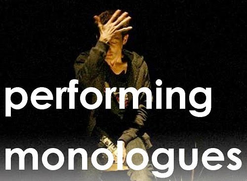 Monologues for auditions