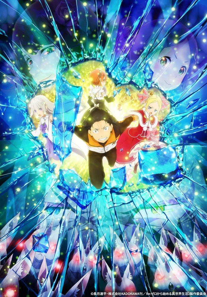 Re:Zero kara Hajimeru Isekai Seikatsu 2nd Season,Re: Life in a different world from zero 2nd Season,ReZero 2nd Season,Re:Zero - Starting Life in Another World 2