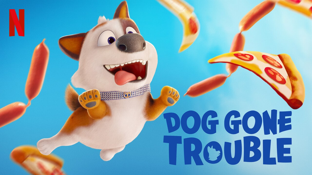 Dog Gone Trouble (2019) Full Movie Hindi Dubbed Download