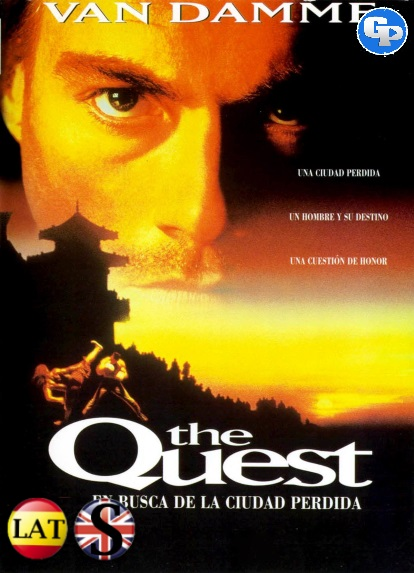 The Quest: En Busca de la Ciudad Perdida (1996) HD 1080P LATINO/INGLES