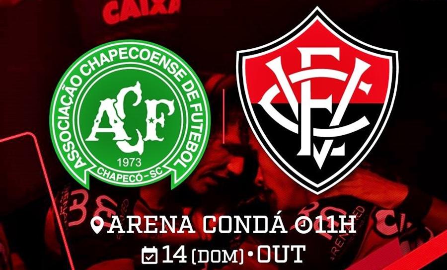 Assistir Chapecoense x Vitória AO VIVO HD pelo Campeonato Brasileiro (11hrs) 1