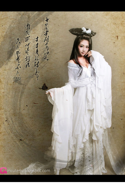 2 Zhao Sam - Ghost Story Nie Xiaoqian gentle wan and weak-Very cute asian girl - girlcute4u.blogspot.com