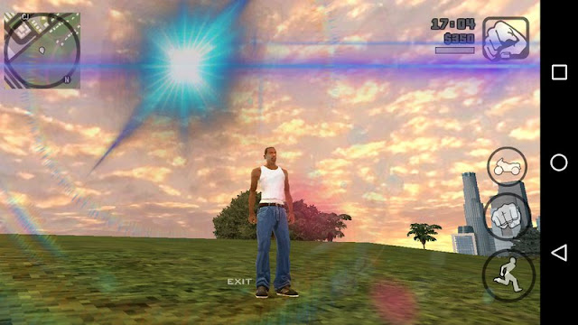 Skybox Texture v2 for GTA SA Mobile download gtaam net