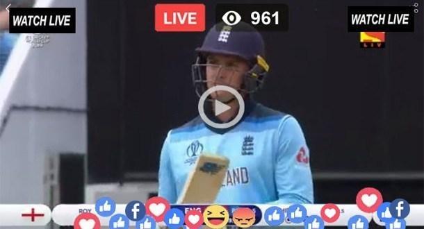 New Zealand vs England, Final Live Match Today ENG vs NZ ICC CWC 2019