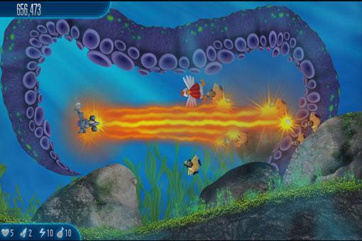 تحميل لعبة الفراخ chicken invaders كاملة من ميديا فاير برابط مباشر للكمبيوتر و للاندرويد مهكرة