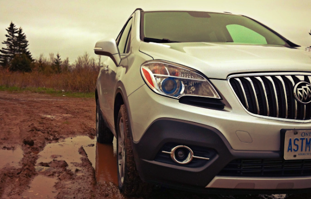 Car and Driver Buick Encore 1.4L Turbo FWD Review
