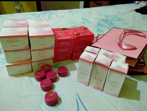 Reseller Cream Glansie Beauty Care Normal