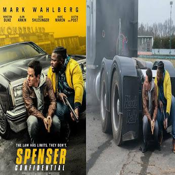 Spenser Confidential (2020) movie leak by tamilrockers