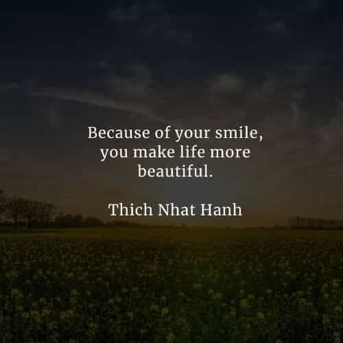 Smile quotes and sayings that'll make your life brighter