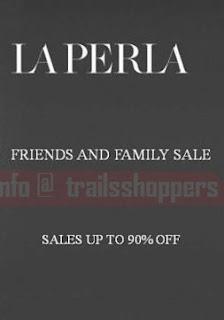 La Perla Friends & Family Sale