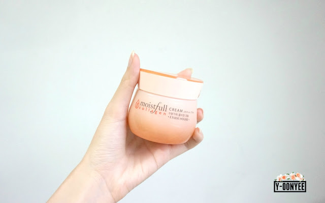 Etude House Moistfull Collagen Cream Review and Range