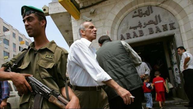 Israel confisca 120 millones de dólares de los fondos palestinos