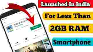 Pubg Mobile Lite Officially Launched in India Download from Playstore For Less Than 2gb Ram Smartphone