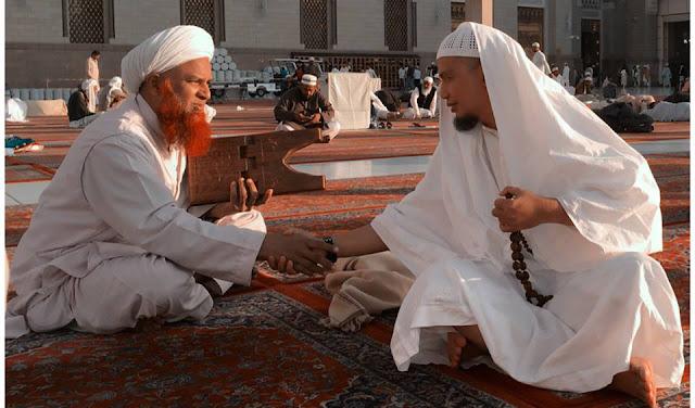 KH. Muhammad Arifin Ilham Ingatkan Umat Islam Untuk Tidak Rayakan Tahun Baru Karena Jauh Dari Syari'at Allah