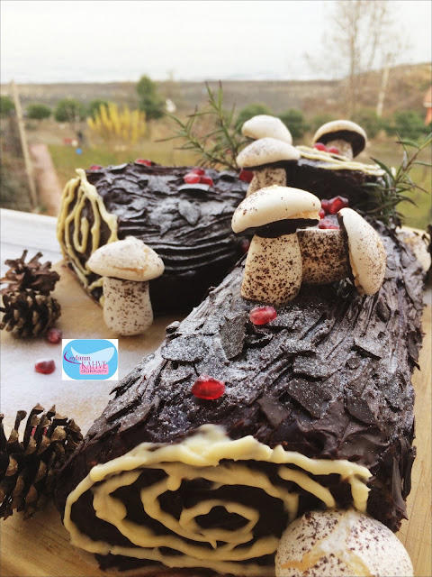 kütük pasta tarifi, kütük pasta nasıl yapılır ? şık pasta , en lezzetli pasta, pasta tarifleri