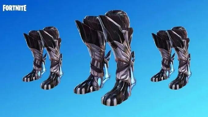 Como conseguir botas de salto em espiral mítica em Fortnite