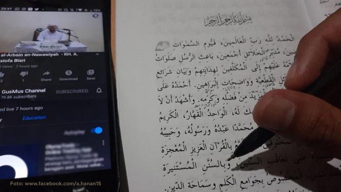 Hijrahnya Pengajian Kitab Kuning ke Dunia Digital