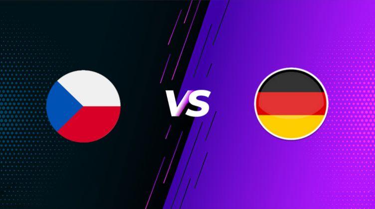 بث مباشر مباراة المانيا والتشيك