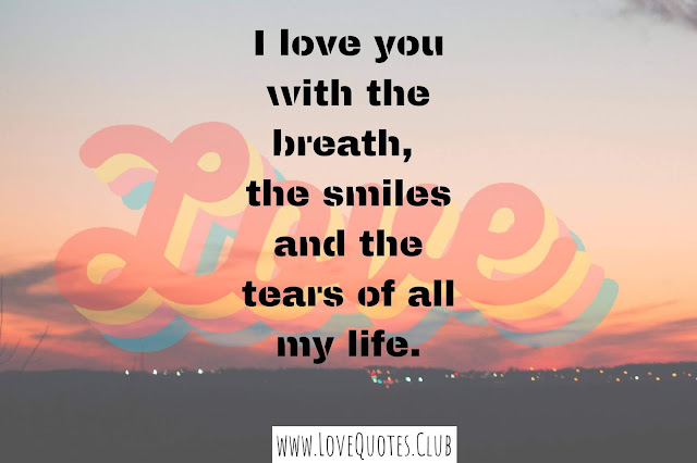 love quotes for status