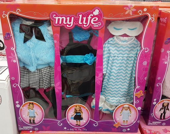 Living A Doll S Life In Store Report My Life As New