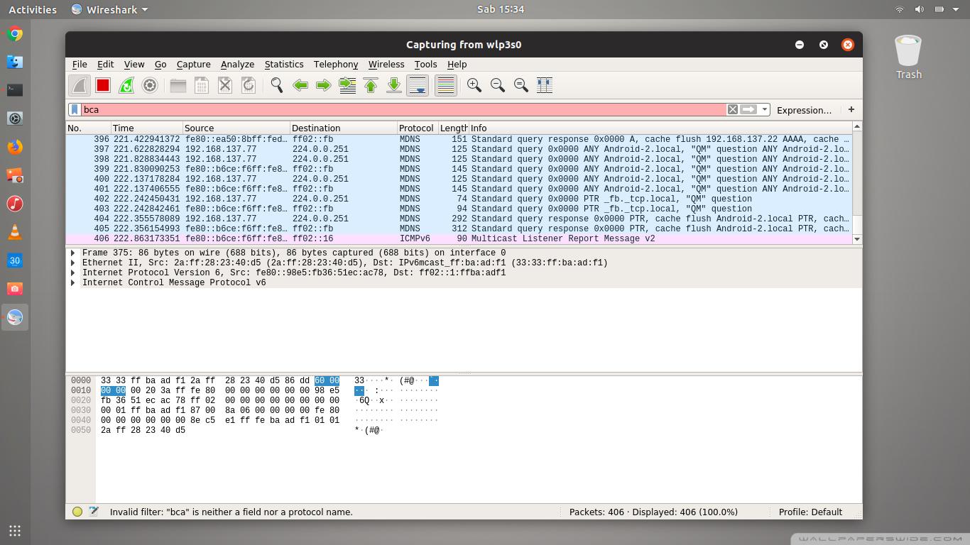 Install Latest Wireshark on Ubuntu 18 04 'Bionic Beaver