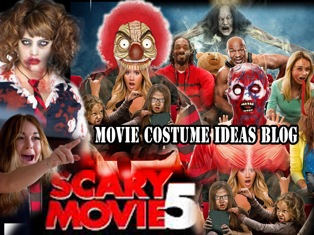 Halloween S Best Costumes And Ideas Scary Movie 5 Costumes Ideas For Halloween
