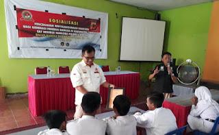 Polres Cirebon Gelar Sosilisasi Selamatkan Generasi  Muda Dari Bahaya Narkoba